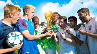 Download SIDEMEN WORLD CUP FOOTBALL CHALLENGES Video