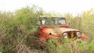 Download El puente viejo - Rat Rod, abandoned jeep. Video