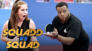 Download Table Tennis: Amateurs vs. Young Professionals Video