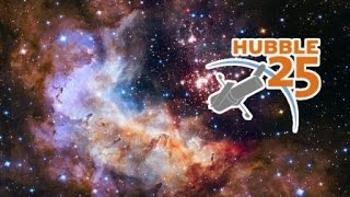 Download Hubble 25 : Best 25 of Stunning Images taken by Hubble Space Telescope in 25 Years. Video