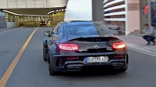 Download BEST OF MERCEDES-AMG SOUNDS! C63, CLS63, E63, BRABUS, G800 Video