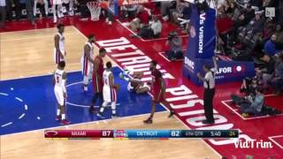 Download James Johnson posterizes Marcus Morris (dunk of the year candidate) Video