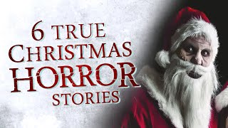 Download 6 TRUE Christmas Horror Stories (Vol.2) | true bizarre & creepy encounters Video