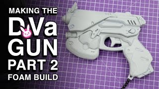 Download EVA Foam Build - D.Va Gun Replica - Part 2 Video