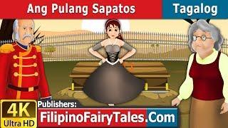 Download Ang Pulang Sapatos | Kwentong Pambata | Mga Kwentong Pambata | Filipino Fairy Tales Video