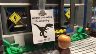 Download Lego Jurassic World Raptor Escape Short Film Video