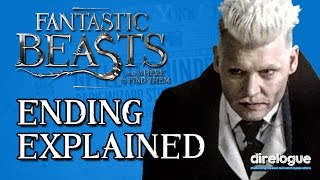 Download Fantastic Beasts: Biggest Questions Answered Video