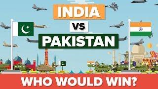 Download India vs Pakistan 2017 - Military / Army Comparison Video