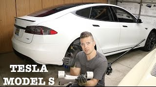 Download Tesla Model S Suspension Issues and Problems Video