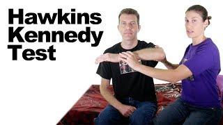 Download Hawkins Kennedy Test for Shoulder Impingement - Ask Doctor Jo Video