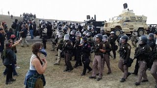 Download Sheriffs Refuse To Reinforce Cops At Standing Rock Video