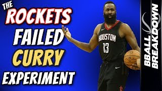 Download The Rockets FAILED Curry Experiment Video