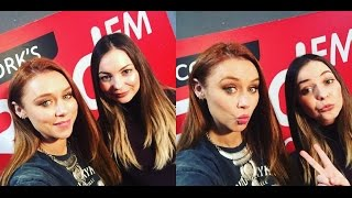 Download Izzy Chats To Una Healy | Cork's Red FM 104-106 FM Video