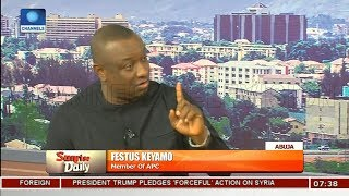 Download Buhari's Declaration For Re-election Came As A Relief - Festus Keyamo Pt.1 |Sunrise Daily| Video