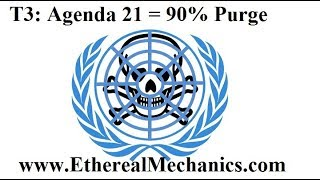 Download T3: 90% Purge Required for UN Sustainable Development (Agenda 21) Video