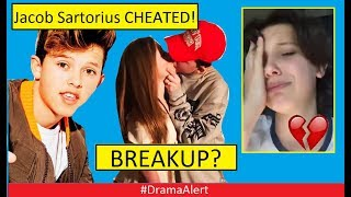 Download Jacob Sartorius CHEATED on Millie Bobby Brown? #DramaAlert Justin Bieber Chilling with YouTuber! Video