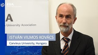Download EUA Learning & Teaching Initiative - István Vilmos Kovács, Corvinus University of Budapest, Hungary Video
