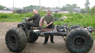 Download INSANE HOMEMADE Off Road Vehicle Inventions Video