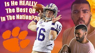 Download The REAL!!! #1 Quarterback In High School?!?!?- Trevor Lawrence Highlights [Reaction] Video