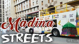 Download Madina Shopping Streets and Food Video