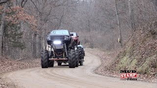 Download Showing up to the Mud Bog LIKE A BOSS! Video