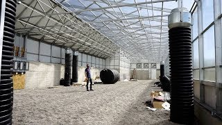 Download Greenhouse Tours with Josh - HighYield Commercial Greenhouse in Michigan Video