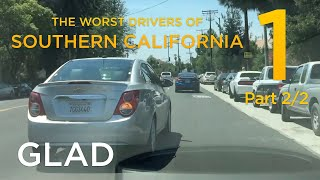 Download GLAD   The Worst Drivers of Southern California 1 (2/2) Video