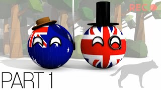 Download In the bush with Polandball Part 1 - Animated Countryballs Video