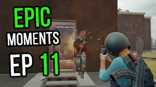 Download PUBG: Epic & Lucky Moments Ep. 11 Video