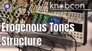 Download Knobcon 2018: Erogenous Tones - Structure Video Synthesizer Video
