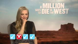 Download How well does Amanda Seyfried remember Mean Girls? Video