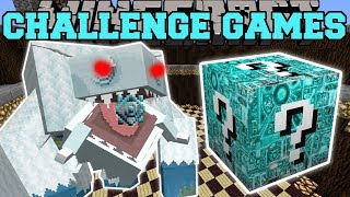 Download Minecraft: FROSTMAW CHALLENGE GAMES - Lucky Block Mod - Modded Mini-Game Video
