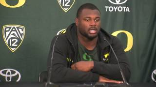 Download Will Oregon running back Royce Freeman declare for the NFL Draft? Video