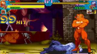 Download Marvel vs. Capcom Combos 2010 by AC-Slayer & Hyper Sonic (01.20.2010) - Part 1 of 2 Video