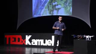 Download A New Age of Innovation: How Drones Are Changing Our Lives | Nicholas Turner | TEDxKamuela Video