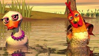 Download El Gallo y la Pata - Canciones de la Granja de Zenón 2 Video