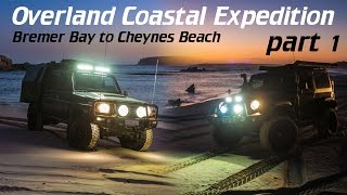 Download 4 Wheeling Overland Coastal Expedition (part 1) Video