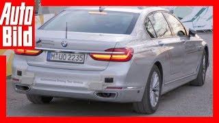 Download BMW 7er – autonomes Fahren (2018) Probefahrt/Erklärung/Details Video
