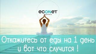 Download Откажитесь от ЕДЫ на 1 день и вот, что СЛУЧИТСЯ! | ECONET.RU Video
