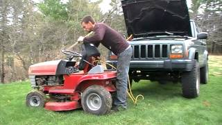 Download Lawn Mowers for MOWING? Video