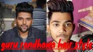 Hair Style Jass Manak Prada Song Hair Style