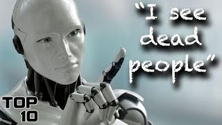 Download Top 10 Scary Things Robots Have Said - Part 2 Video