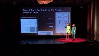 Download What if everyone lived in tiny houses? | Iris Shipley & Eve Greenwood | TEDxYouth@Columbus Video