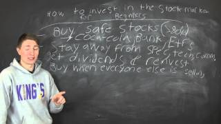 Download How to Invest in the Stock Market for Beginners Video