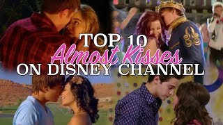 Download Top 10 ALMOST Disney Channel Kisses!! Video