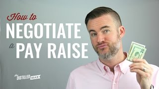 Download How to Negotiate a Pay Raise | Asking Your Boss for More Money Video