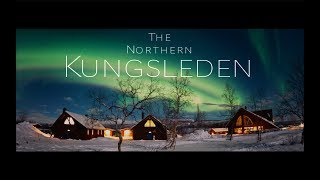 Download Sweden: Winter trekking on the Kungsleden trail Video