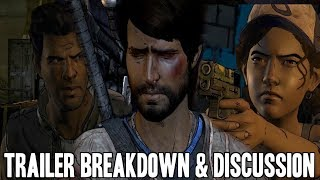 Download WALKING DEAD SEASON 3 EPISODE 5 ″FROM THE GALLOWS″ TRAILER BREAKDOWN & DISCUSSION (A New Frontier) Video