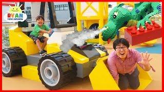 Download Legoland Hotel Tour Amusement Park Family Fun for kids!!! Video