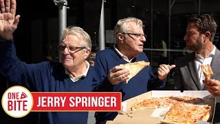 Download (Jerry Springer) Barstool Pizza Review - Marinara Pizza Video